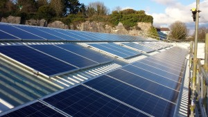 25kw commercial solar pv