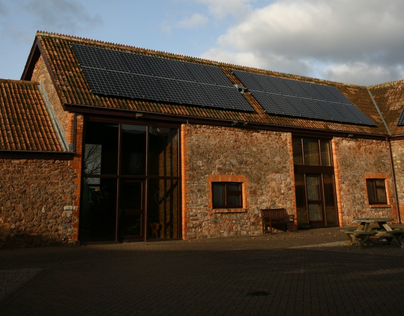 10kW PV System at Swallow Court office complex