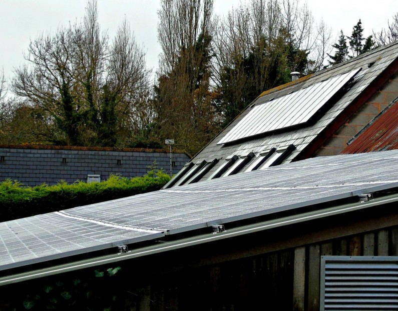 40kW of PV for Exeter Community Energy