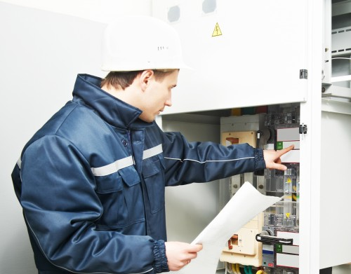 Commercial Electricians in Devon