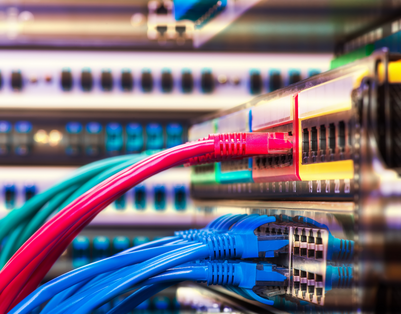 Data cabling and Wi-Fi