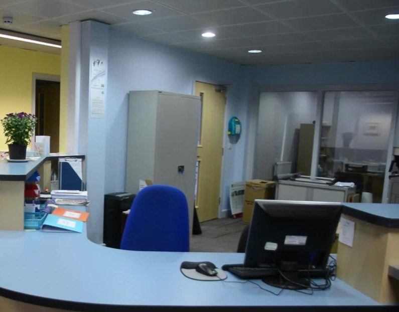 CHAT Office relocation to Coggans Well House, Phoenix Lane, Tiverton