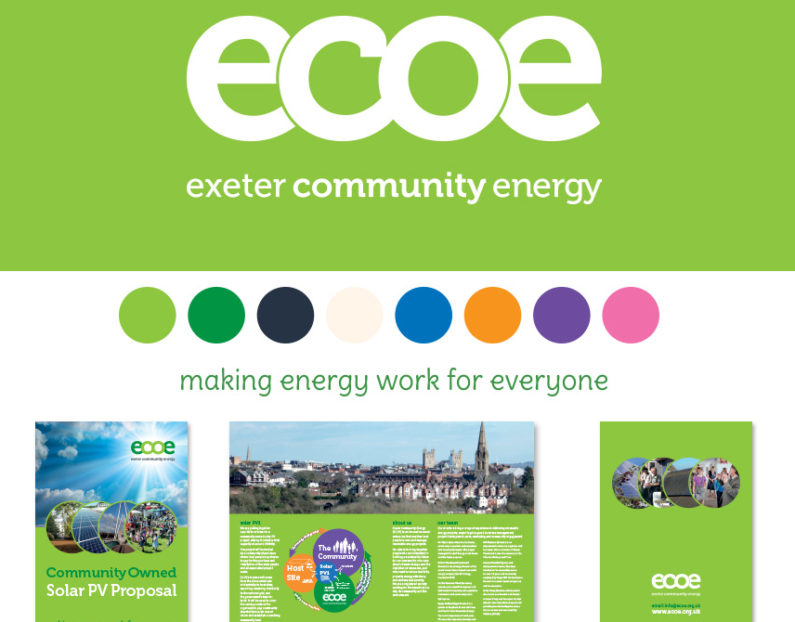Exeter Community Energy Solar Installations