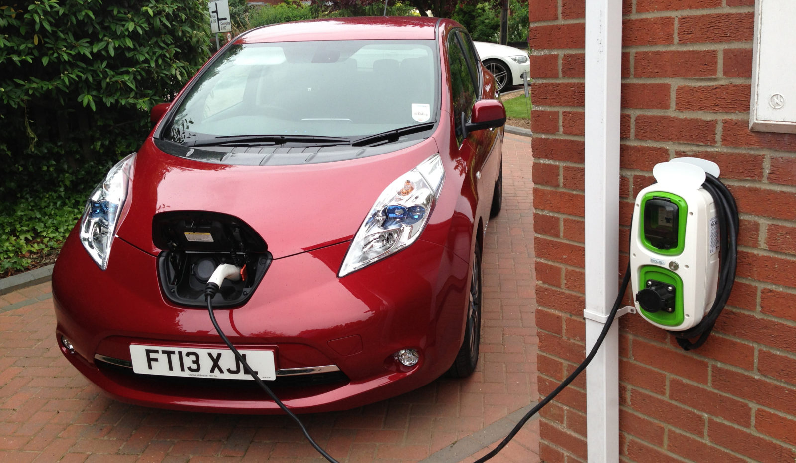 Where Do You Charge Your Electric Car